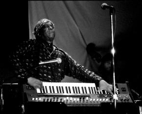 Sun Ra in 'Space is the Place'
