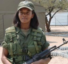 Guarda Fronteira, Madalena Verónica da Silva, Terceiro Sub-Chefe, Kahylulu Sta Clara
