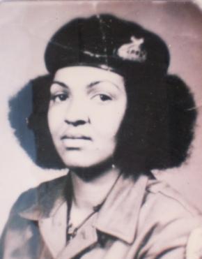 FAPLA, Maria João Chaves, Tenente-Coronel, anos 70, Ondjiva, Cunene
