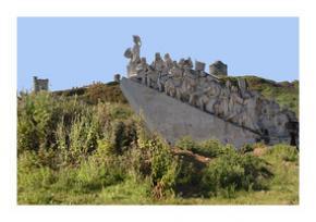 Isabel Brison, Feitos Recentes na história das Cidades 2, Estudos com Escultura Pública #7, 2010