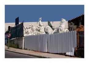 Isabel Brison, Feitos Recentes na história das Cidades 2, Estudos com Escultura Pública #9, 2010