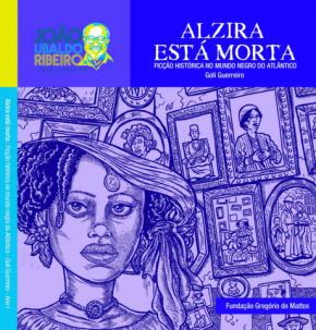 Capa do Livro 'Alzira está morta'