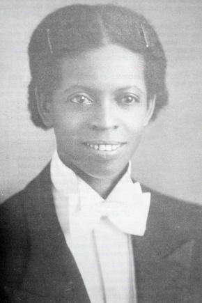 Enedina Alves Marques, a primeira mulher engenheira do Brasil, que trabalhou no conjunto de edificações do Centro Cívico de Curitiba. acervo do historiador Sandro Luis Fernandes.