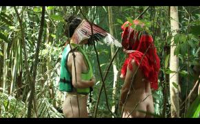 still de vídeo, Museu Encantador, Rita Natálio