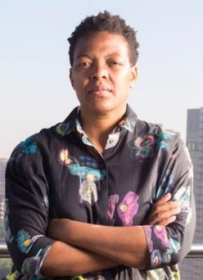 Gabi Ngcobo, Curator 10th Berlin Biennale for Contemporary Art | Photo Masimba Sasa