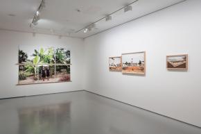 Mónica de Miranda, Panorama, Exhibition view, Tyburn Gallery, 2017. Copyright the artist, Courtesy Tyburn Gallery.