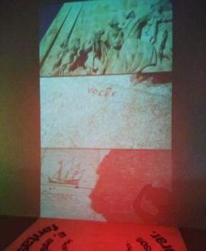 'A ferida colonial ainda doi', de Jota Mombaça
