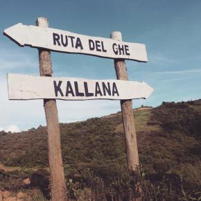 Ruta del Che