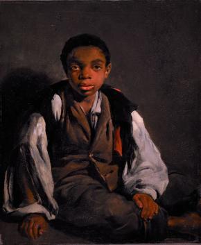 The Black Boy | 1844 | William Lindsay Windus