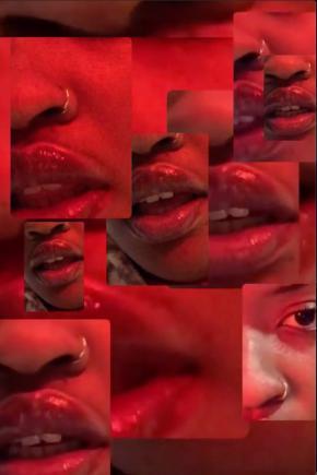 Lunga Ntila, Vídeo, um canal, ode to my lover, 2018, 0,15 minutos, Cortesia de Lunga Ntila