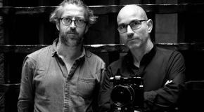 fotógrafos Luís Barbosa e Peter Schulthess