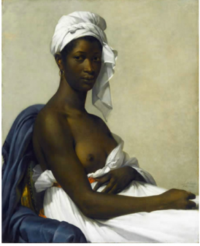 Portrait d'une négresse | 1800 | Marie-Guillemine Benoist