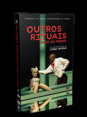 DVD | Outros Rituais mais ou menos (Jorge António)