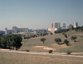 Parque Bela Vista-Chelas (1998), Paula Cunca