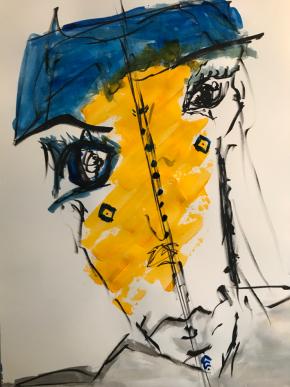 Grand-mother, from postmemory | 2019 | Rachida Brahim (cortesia do artista)