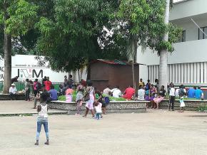 Entre o Equador e o México, os migrantes africanos passam por sete países. Pedro Cardoso