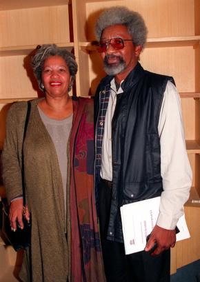 TM e Wole Soyinka