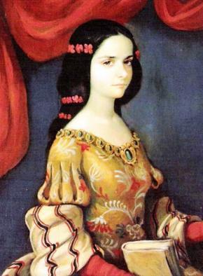 Em pleno século XVII, Sor Juana insurgia-se contra o clero e exigia o direito das mulheres ao conhecimento.