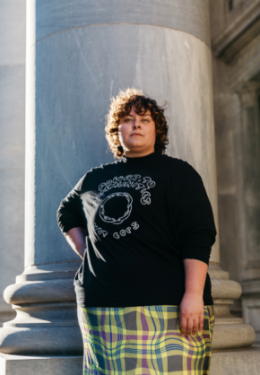Latoya Aroha Rule, who is Aboriginal and Maori, traveled from Australia to the U.S. in 2019 to work with Black Lives Matter activists. 'It took the last four years to get wider Adelaide and wider Australia to stand up for Black Lives Matter to this degree,' they say. Sia Duff for TIME