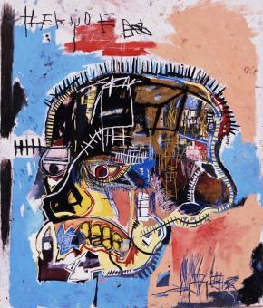Jean-Michel Basquiat. Untitled, 1981. The Broad Art Foundation, Santa Monica