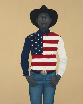 Amy Sherald. What's precious inside of him does not care to be known by the mind in ways that diminish its … Hauser & Wirth