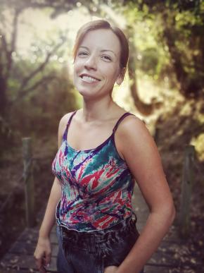 Sofia da Palma Rodrigues, jornalista e cofundadora da Divergente ©Diogo Cardoso