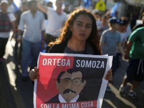 Daniel Ortega foi um guerrilheiro da Frente Sandinista que derrubou o ditador Somoza em 1979 (El Pais)