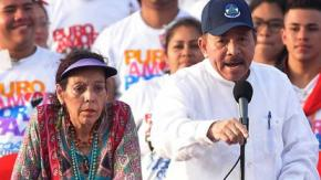 Rosario Murillo e Daniel Ortega, a dupla que lidera a Nicarágua (El País)