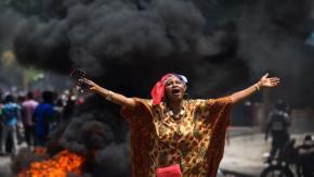Corrupção, violência, crime organizado. As causas dos protestos no Haiti (AFP)