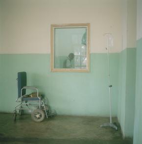 Admas Habteslasie, Limbo, Den Den Camp Hospital for ex-fighters, 2005