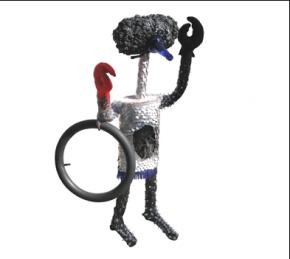 Limper Vilorio, Boquetanque Muffler, série Hombres Muffler generatión, 2007