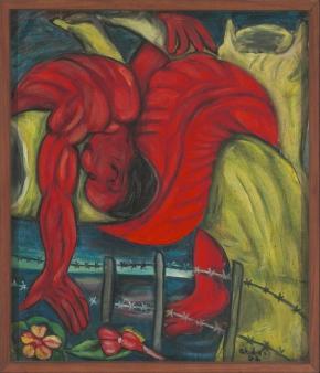 Abdias Muhlanga, A Cerca, 1962