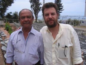 Amadeu Amorim, dos Ngola Ritmos, e Jorge António