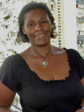 Ângela Mingas, arquitecta