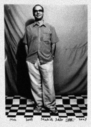António Pinto Ribeiro. Photo by Malick Sidibé.