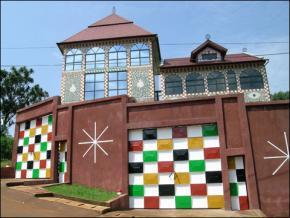 Bandjoun Station, Camarões, foto Barthélémy Toguo