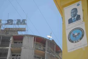 a arquitectura modernista da cidade da Beira, foto de O.R.