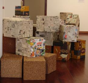 Jorge Dias, 'Caixas. Actividade Sistemática'