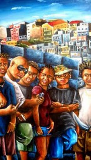 Casu bodi, pintura de Dudu Rodrigues.