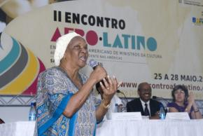 encontro afrobrasileiro, fundação Palmares