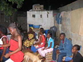 chicala, Luanda 2006