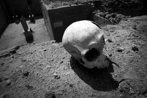 'A Cidade dos Mortos' de Sérgio Tréfaut