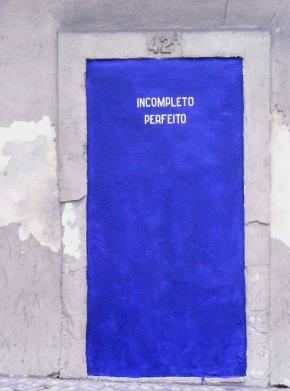 Da onda magnética, intervenção urbana em Lisboa.