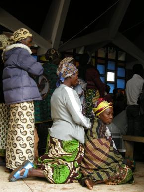missa em moçambique