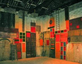 'Township Wall', Venice Biennale, 2003
