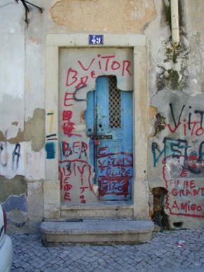 Belém, Lisboa, 2003. Fotografia de Cristina Salvador.