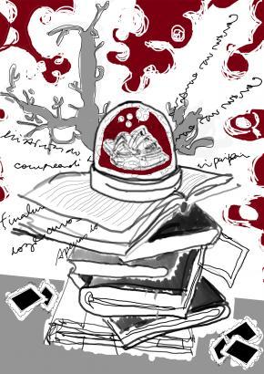 ilustração de Tiago Lança