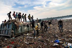 'Maputo Dancing Dump' de Marco Pasquini