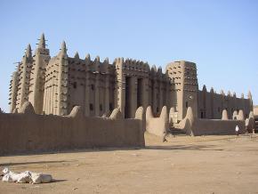 Mesquita de Djené, Mali