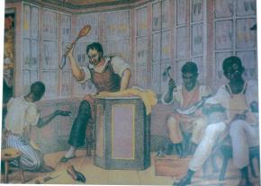 Acervo do Museu da Escravatura